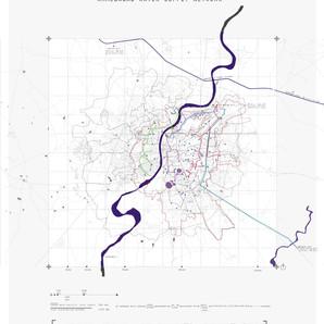 Ahmedabad Water Supply Network