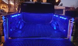 LED Pickup Ladefläche