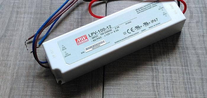 LED Trafo 230 Volt auf 12 Volt