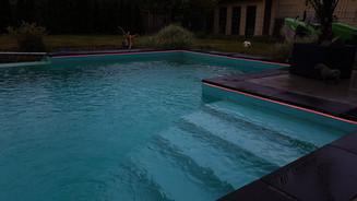 Pool Beleuchtung LED