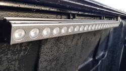 LED Profil Pickup Beleuchtung