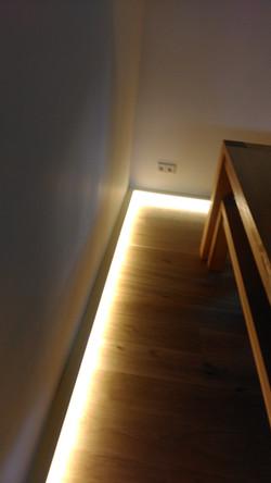 LED Fußbodenbeleuchtung