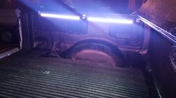 Pickup LED kaltweiss