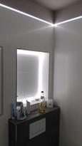 LED Fliesenbeleuchtung im Bad