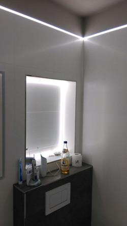 LED Badbeleuchtung