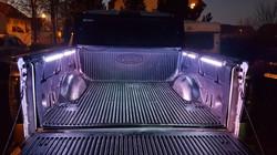 LED Ladeflächenbeleuchtung kaltweiss