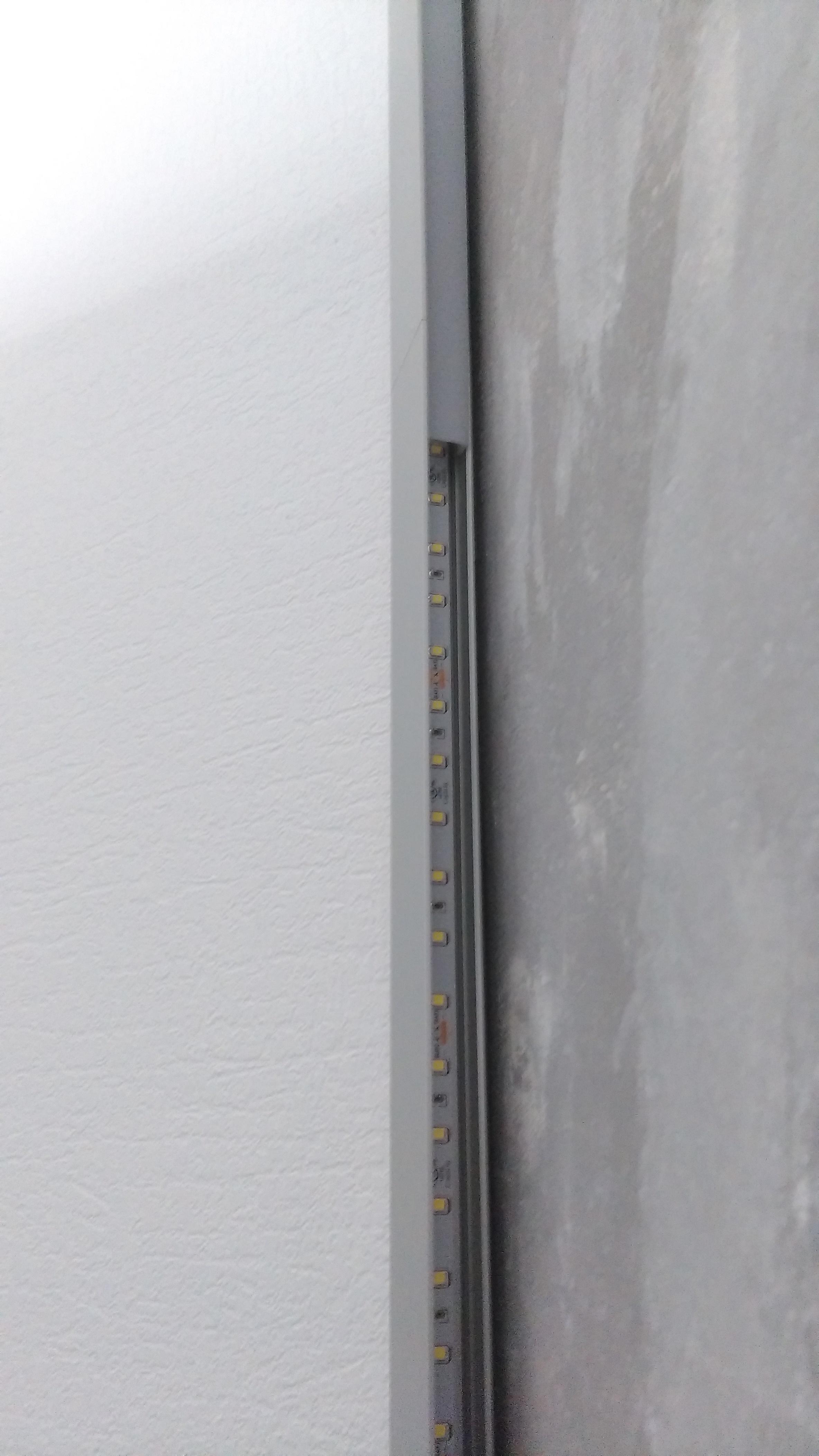 LED Alu Schiene mit Abdeckung