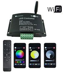 LED RGB Wifi Steuerung