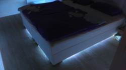 LED Bettbeleuchtung