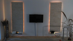 LED Wohnzimmerbeleuchtung