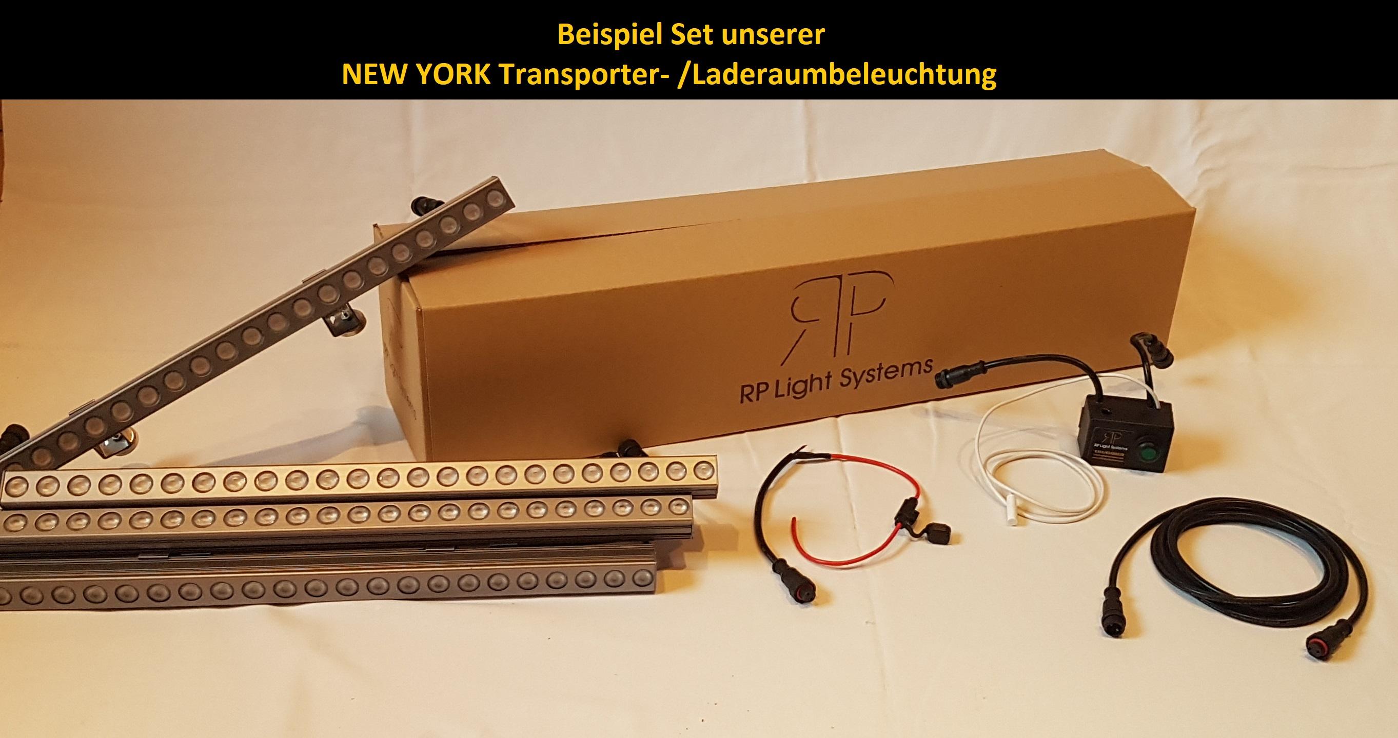 LED Laderaumbeleuchtung Set
