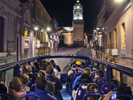 Conoce Quito a cinco metros del suelo