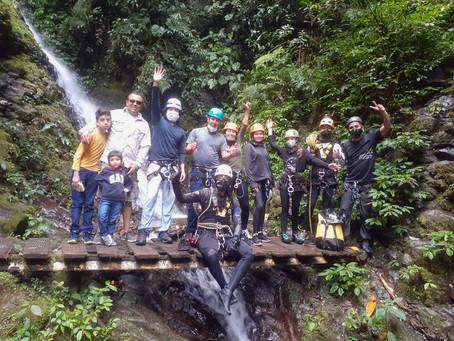 Las cascadas de El Pahuma: Una experiencia llena de agua y adrenalina