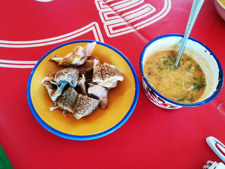 Prueba los exóticos platos del Cantón Rumiñahui