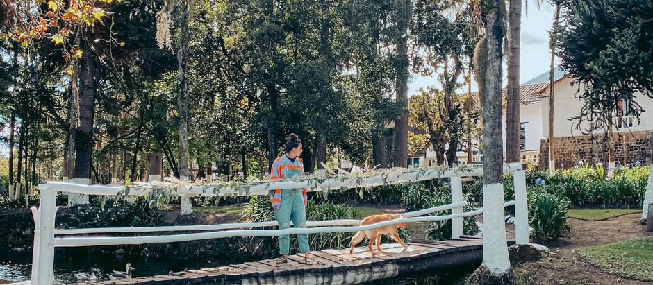 Des-conéctate en Imbabura: Más allá de Otavalo y el lago San Pablo