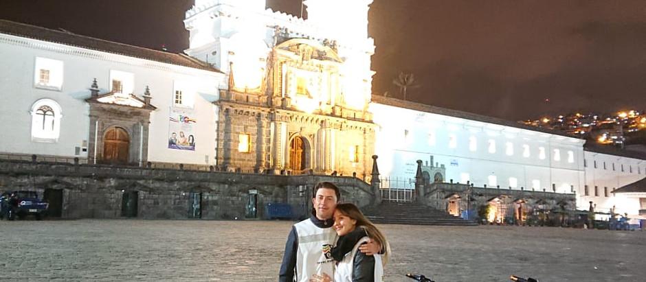 Conoce Quito y protege al ambiente
