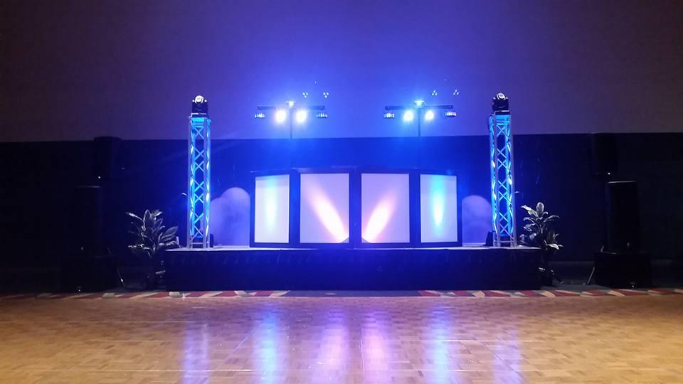 DCU Center Prom