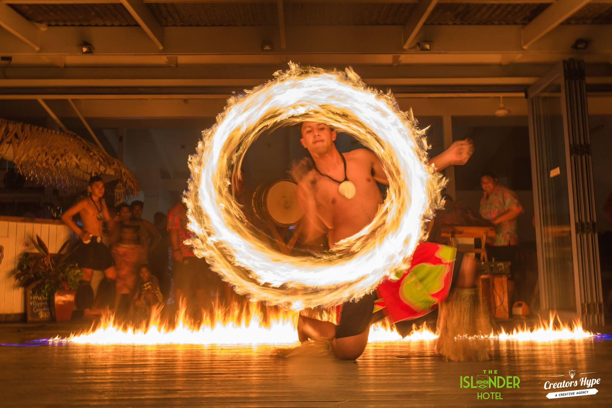 Island Night & Cultural Show