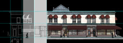 Heritage Canada Main Street Project