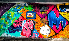 Mural Paint Jam