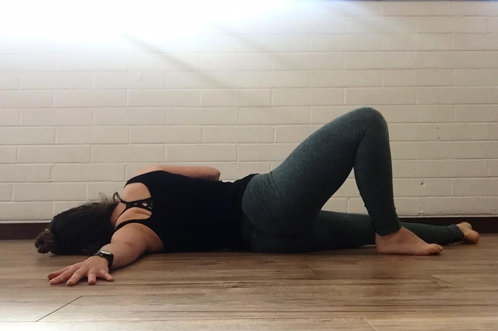 Intense Shoulder Stretch
