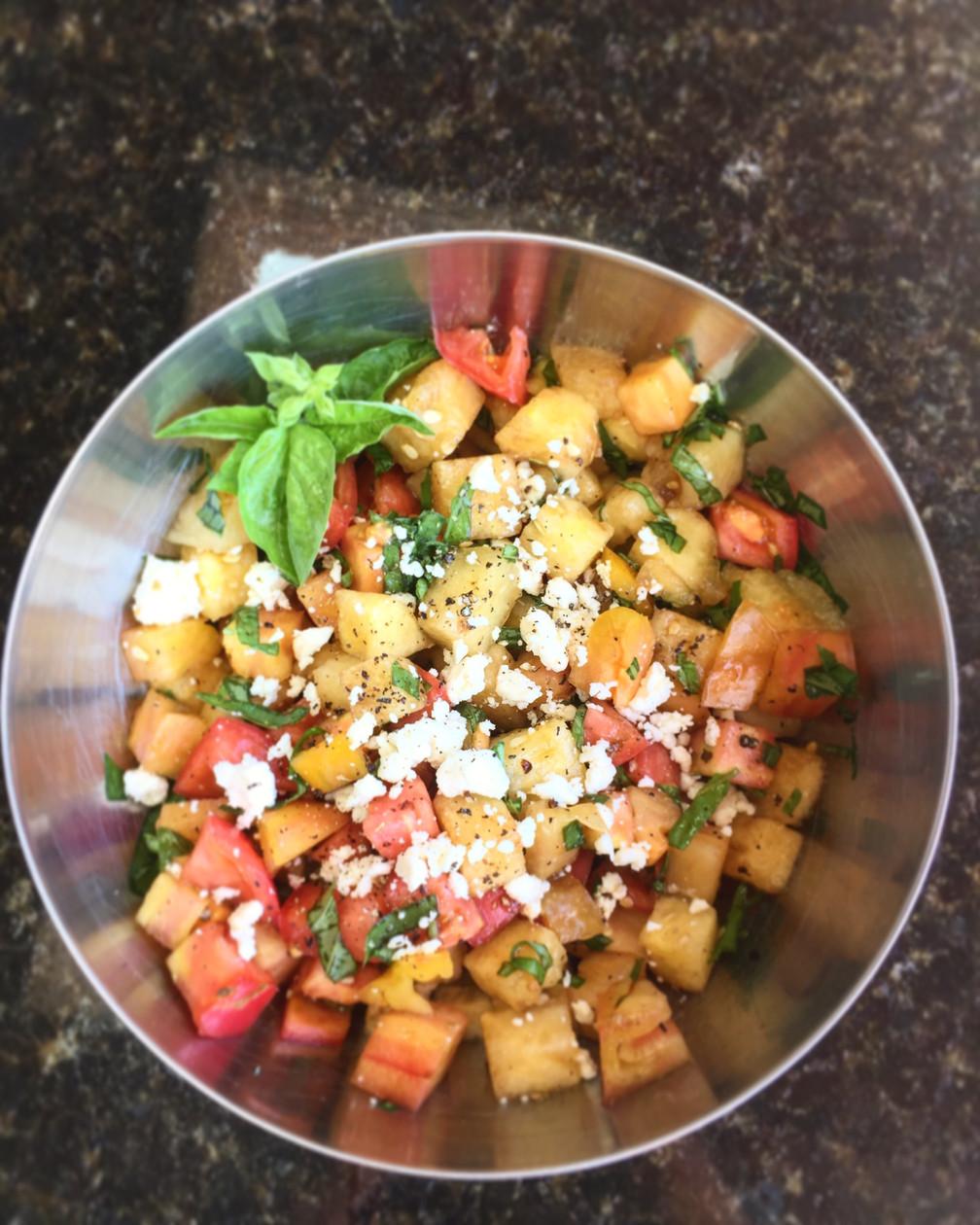 Summer Solstice Salad