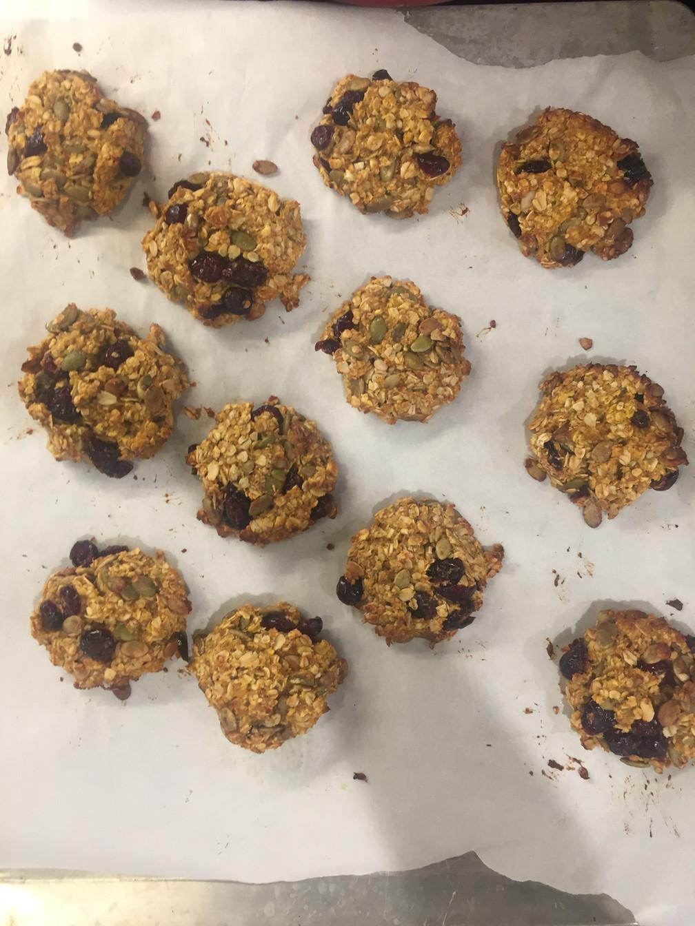 Breakfast of Champions Cookies