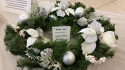 CHRISTMAS WREATH AUCTION