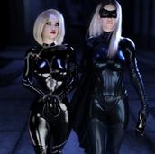 """""""Bat/Caturday - Captured Cat"""""""