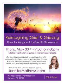 Reimagining Grief May 2019