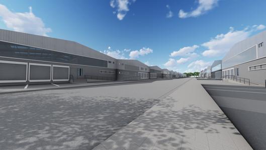 santa Barbara Proyecto industrial logistico