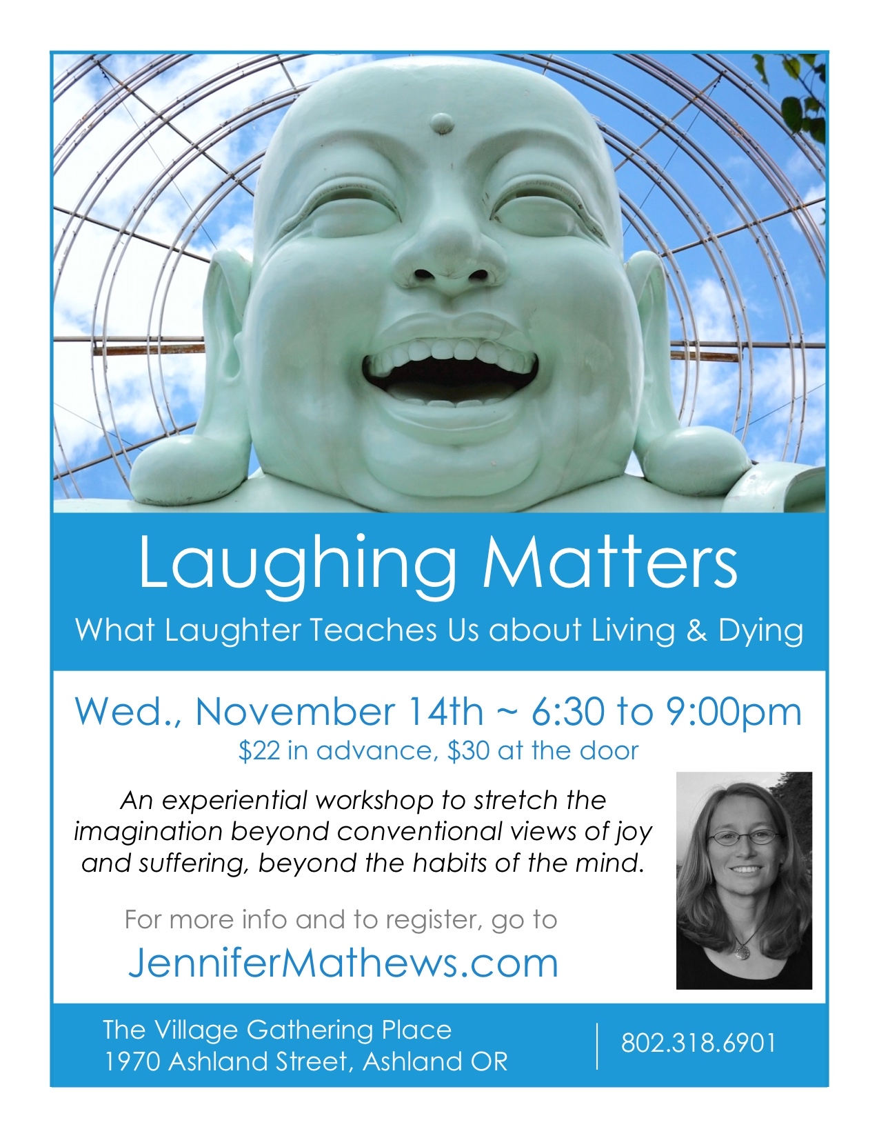 Laughing Matters Ashland fall 2018 FINAL