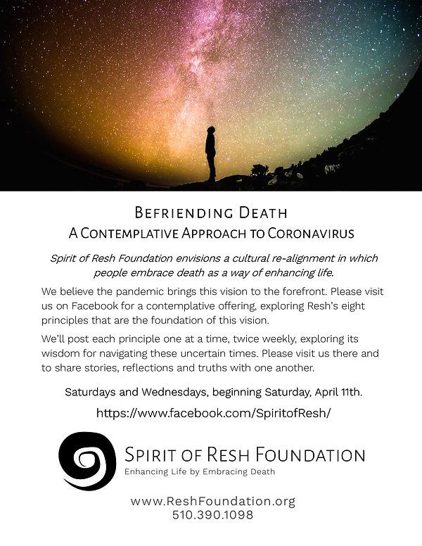 Befriending Death.A Contemplative Approa