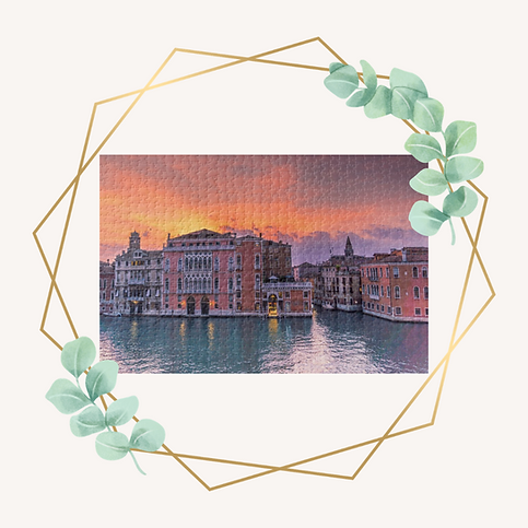 Venice Italy jigsaw puzzle for adults