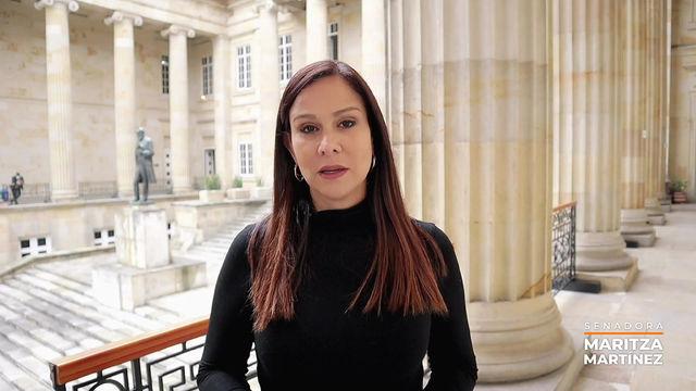 Senadora Maritza Martínez solicitó al MinDefensa liderar consejo de seguridad en Villavicencio