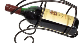 81012 Wine Bottle Server-Metoer-21012