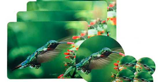 9 PieceTable Guard Set Hummingbird