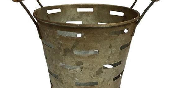 Double Handled Mini Olive Bucket