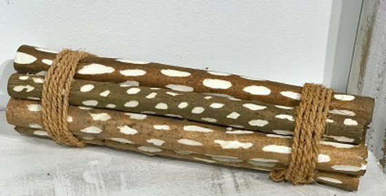 12 Shola Log Bundle