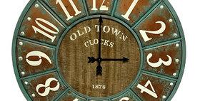 20103 Sedona Wall Clock