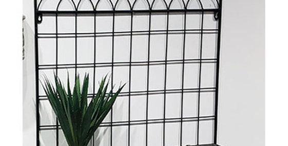 Gate Wall Planter