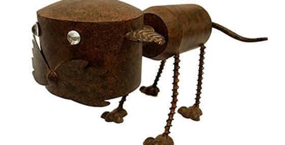 10272 Cat Bobble Head Animal
