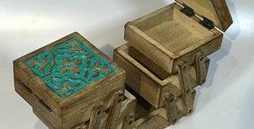 60070 3-Level Folding Notions Box