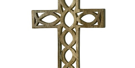 79037 Fisher of Men Wall Cross