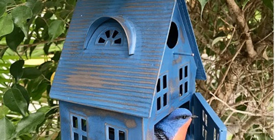 Bird Cottage-Blueberry