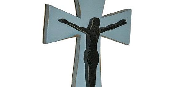 79039 Flared Wall Crucifix