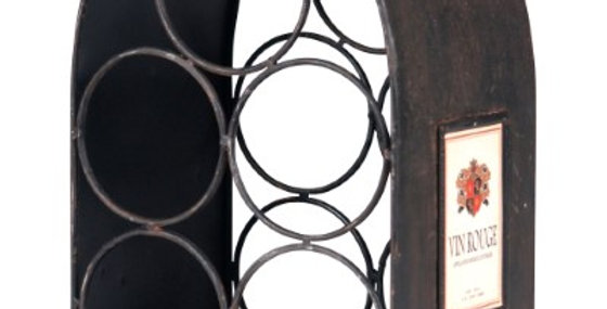 WINE (5) RACK - METAL
