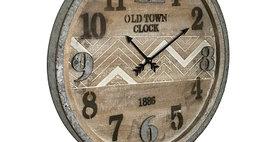 20118 Mojave Wall Clock
