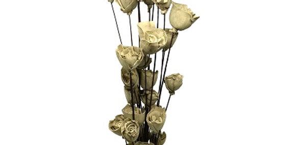 41158 24 Stem SAGE American Beauty Rose Drop-in Bouquet