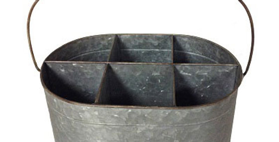 6 Compartment Bucket Caddy